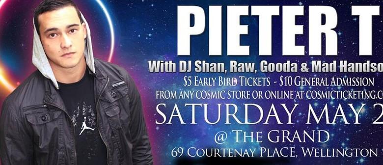 Pieter T Live In Wellington