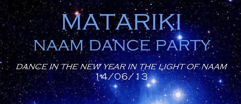 Matariki Naam Dance Party