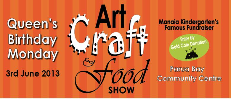 Manaia Arts, Craft & Food Show