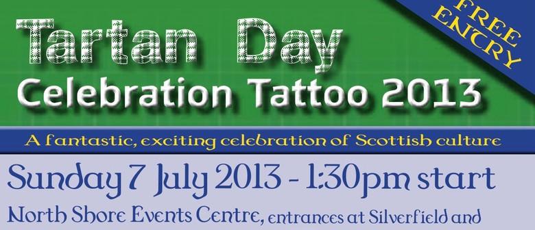Tartan Day Celebration Tattoo