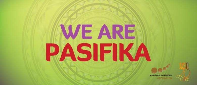 We Are Pasifika