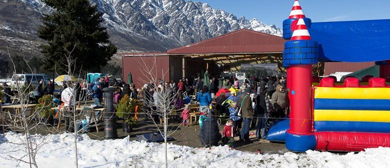 Remarkables Mid-Winter Market