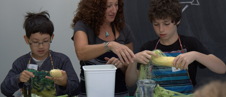 Wellington Foodies Kids - Falafel From Scratch