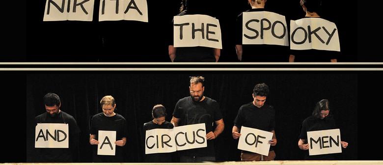 Album Release - Nikita the Spooky and a Circus of Men