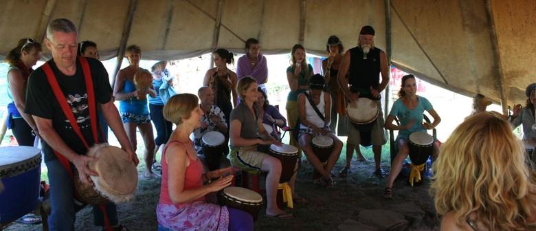 Drum Circle & Fire Night in Paeroa