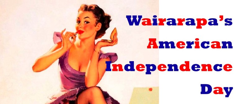 Wairarapa's American Independence Day Party