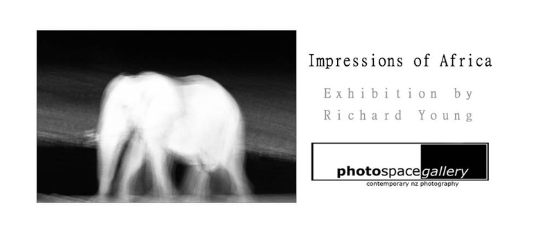 Impressions of Africa - Exhibition by Richard Young