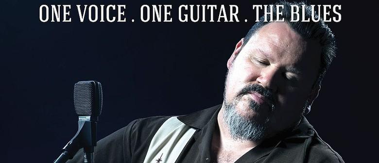 Darren Watson - One Voice One Guitar The Blues