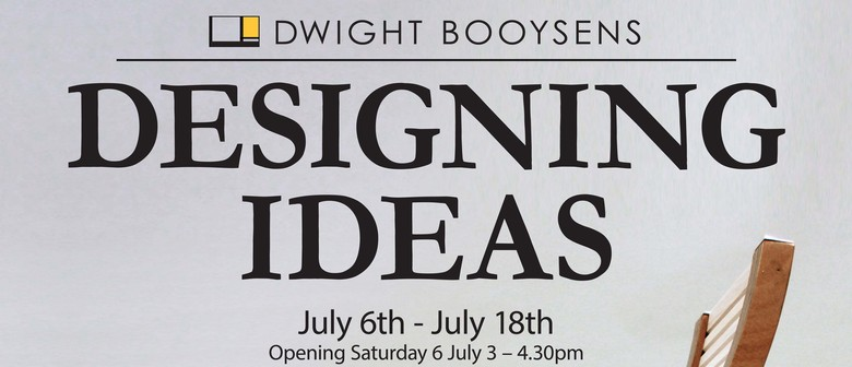 Dwight Booysens - Designing Ideas