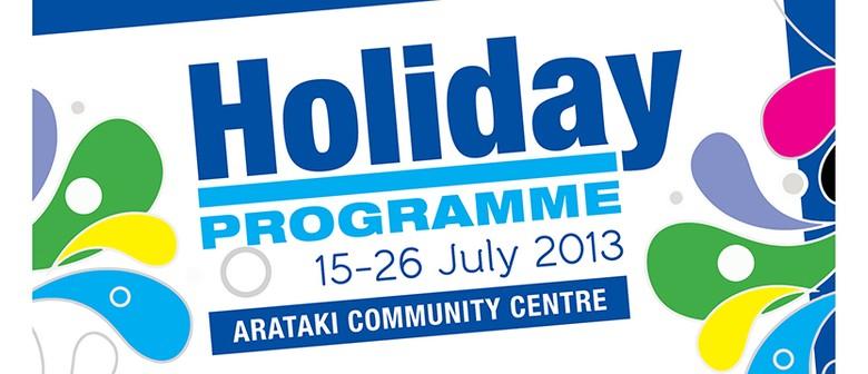 Arataki Community Centre Holiday Programme