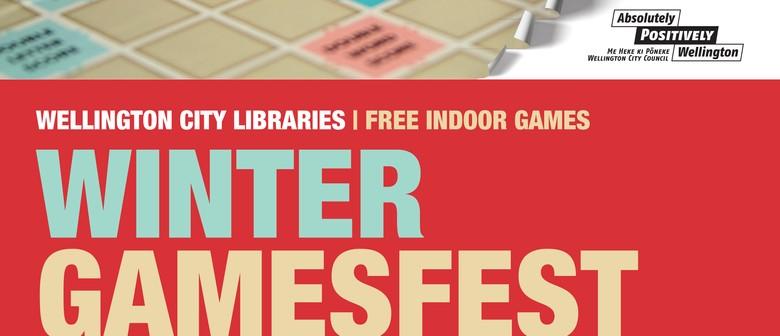 Winter Gamesfest