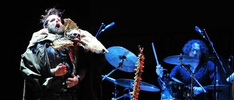 Head Like A Hole - The Monsta X Tour