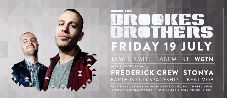 Brookes Brothers - Winter Tour