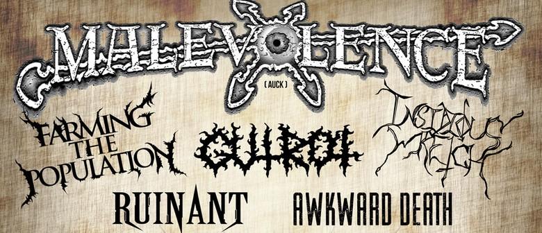 Underground Alliance - 6 Bands of Punk, Grind & Death Metal