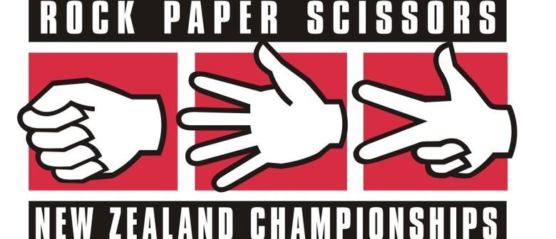 NZ Rock Paper Scissors Championships