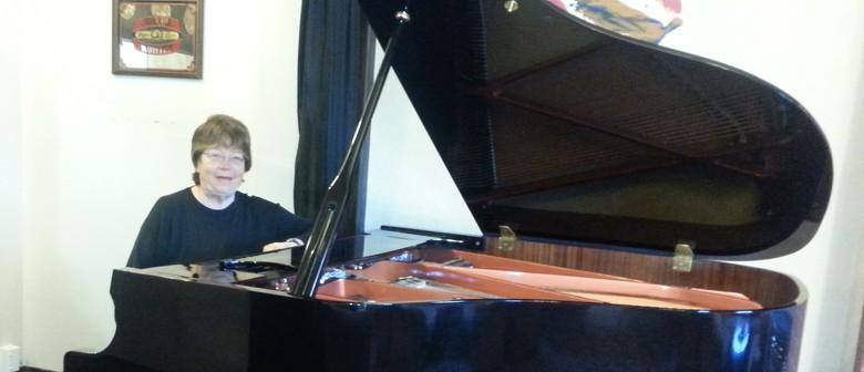 Piano Concert and Devonshire Tea