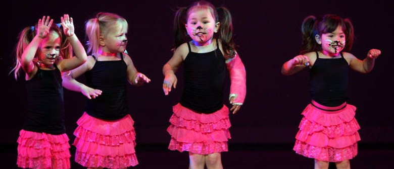 Little Luvlies Dance Classes 2-4 Year Olds