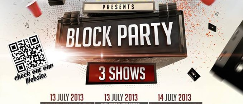 The Company NZ presents 'Block Party'