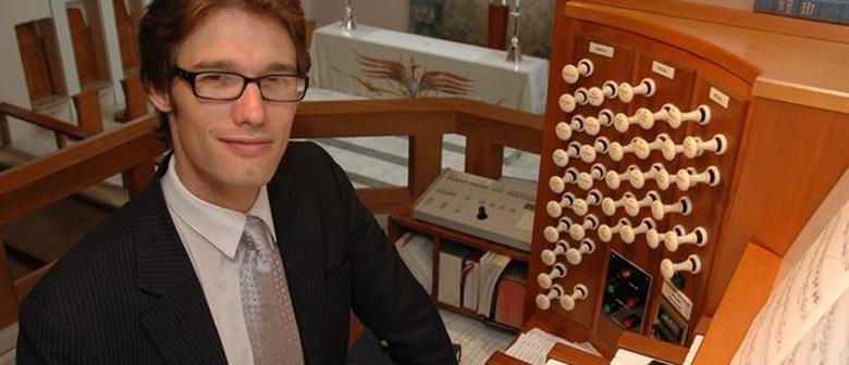 TGIF - Michael Stewart, Organ