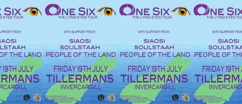 One Six: The Lying Eyes Tour