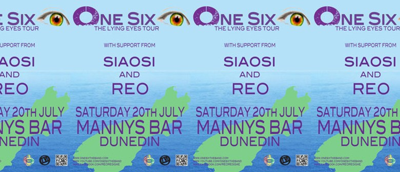 One Six: The Lying Eyes Tour