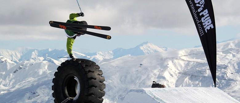 Freeskiing Slopestyle - Audi quattro Winter Games NZ