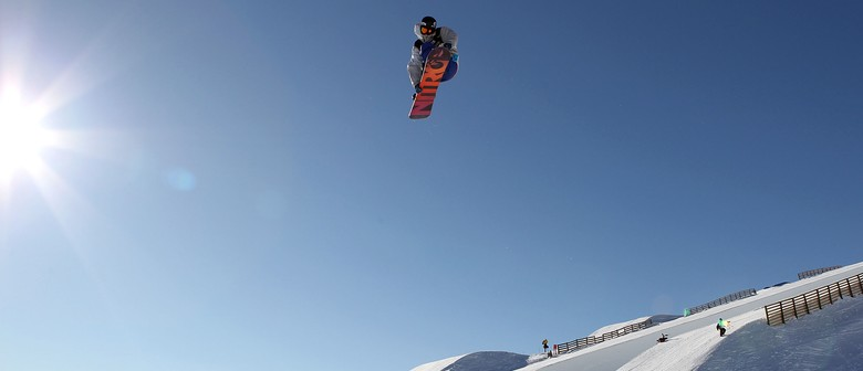 Snowboard Slopestyle - Audi quattro Winter Games NZ