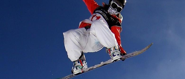 Snowboard Halfpipe World Cup - Audi quattro Winter Games NZ