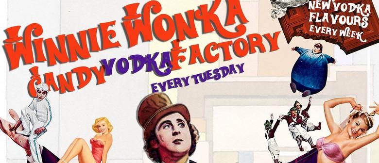 Winnie Wonka Candy Factory