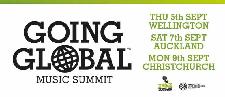 Going Global Music Summit 2013