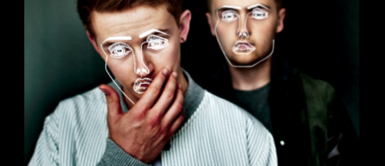 Disclosure with Support From AlunaGeorge