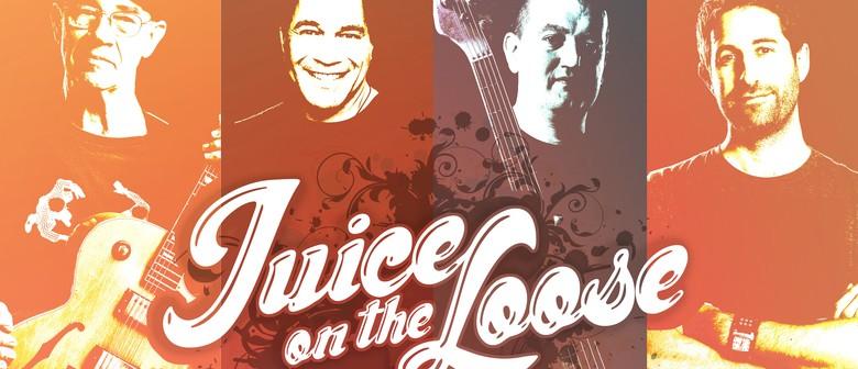 Dairy Flat R&B Club presents Juice on the Loose