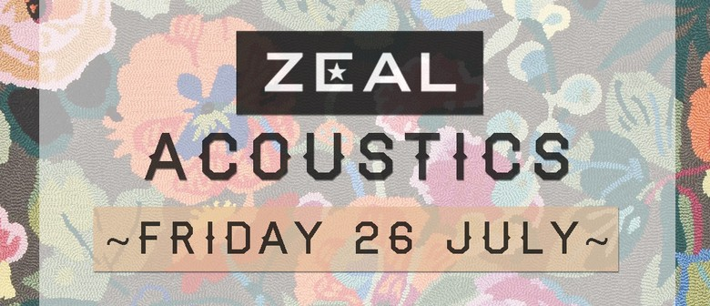 Zeal Acoustics ft. Jesse Sheehan, Mali Mali, Shana Grace