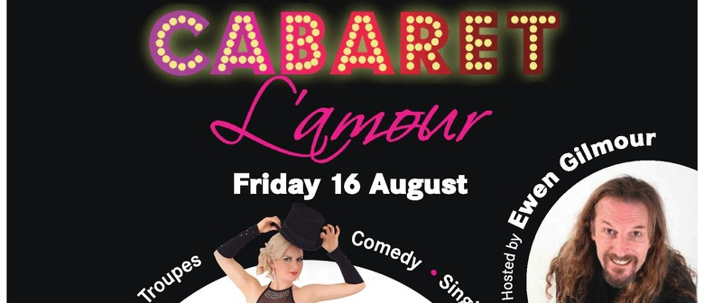 Cabaret L'amour: CANCELLED
