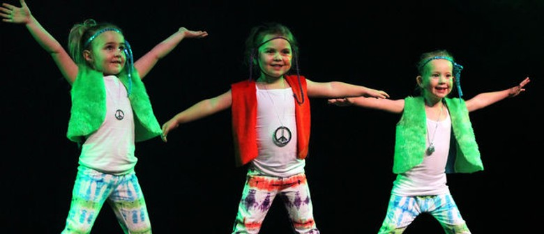 Little Luvlies Dance Classes for 2-4 Year Olds