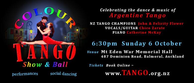 Colour Tango Show & Ball