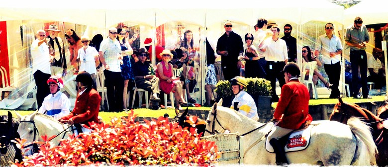 Christmas At the Races Featuring Hospice North Shore