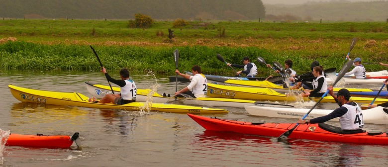 Foxton Loop Race - Kayak, Canoe, SUP
