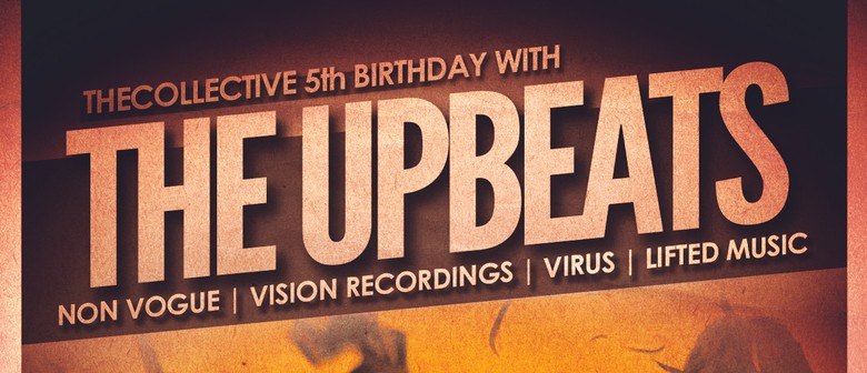 The Upbeats - Collective 5th Bday