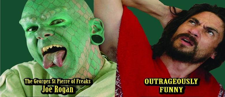 Freak 'n' Gish Tour