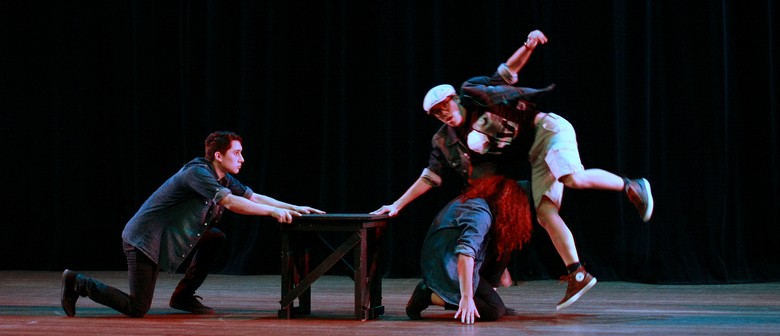 Out Of the Box - Tempo Dance Festival 2013