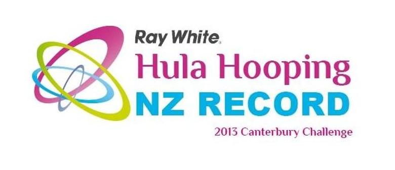In2Hula NZ Hula Hooping Record
