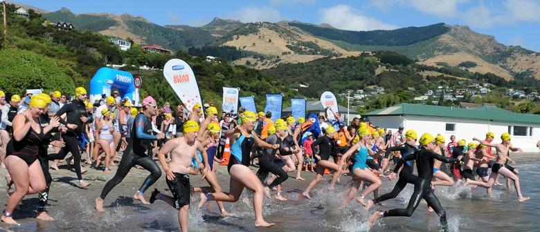State New Zealand Ocean Swim Series - La Grande Swim