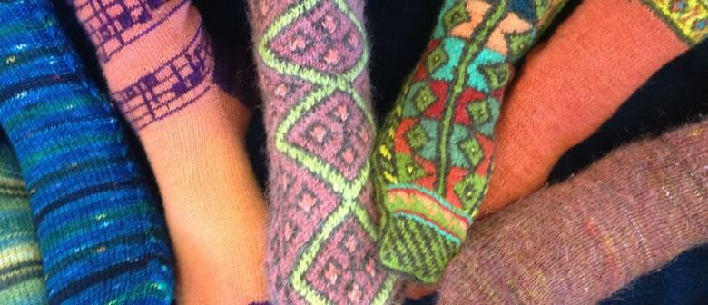 Cosy Sock Exhibition