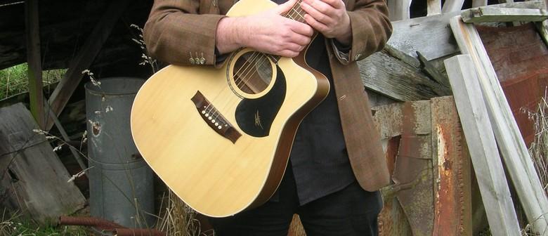 Nick Jackman and his One-Man-Band