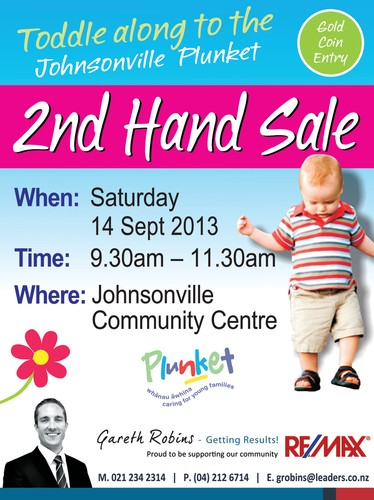 Johnsonville plunket second hand sale wellington eventfinda johnsonville plunket second hand sale stopboris Choice Image