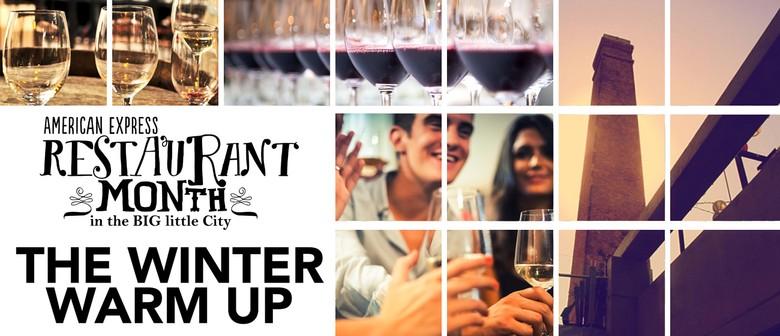 The Winter Warm Up Restaurant Month 2013