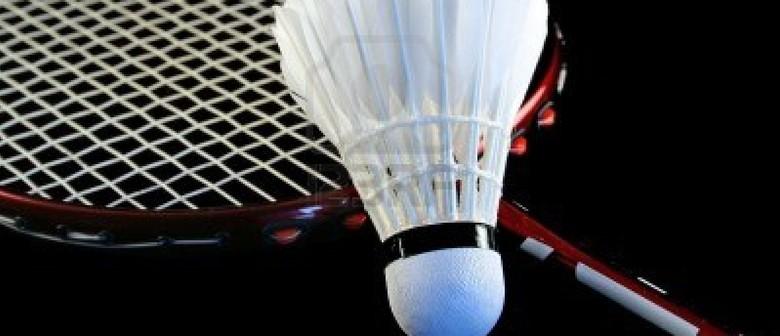 Very Social Badminton