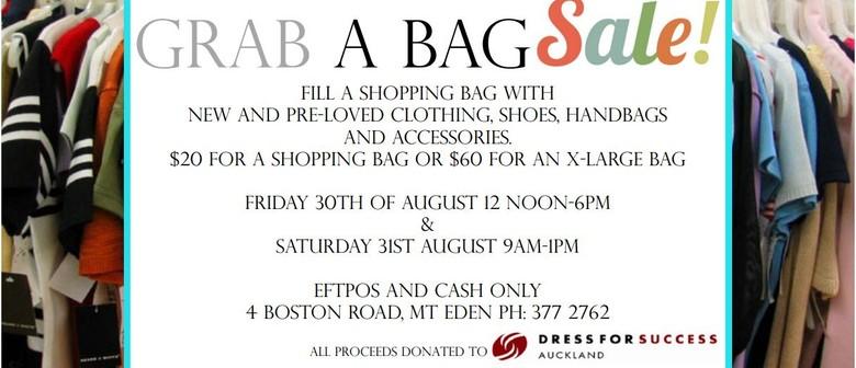 Grab a Bag Sale