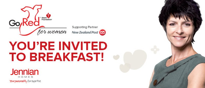 Go Red for Women Breakfast